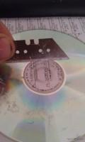 Органайзеры - 2подготовка диска перед склейкой.jpg