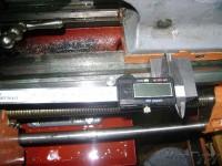 Упор для токарного станка ТВ-4, ТВ-6, ТВ-7 - DSC02269.JPG