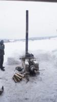 Печка плавильная на дровах - DSC08707.JPG