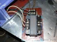 Промежуточный клеммник для двигателя. - P1110246.JPG
