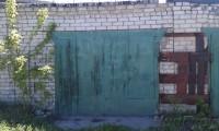 Сбылась мечта Теперь и я с гаражом - ворота снаружи.jpg