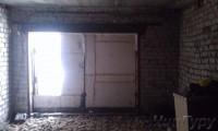 Сбылась мечта Теперь и я с гаражом - ворота изнутри.jpg