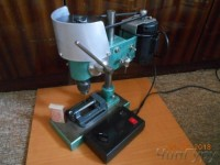 Управление коллекторным двигателем с помощью U2010B - фото U2010b 1.JPG