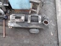 Компрессор на СО7Б в гараж - СО-7 рессивер.JPG