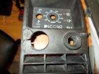 ММА TIG DC cварочный аппарат PICO 162 восстановление - замена на кусок с +.JPG
