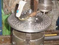 Самодельный поворотный столик узел дисков  - 8.JPG