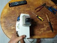 Регулятор закрепил сбоку, чтобы радиатор работал нормально. - IMG_20180920_225801.jpg